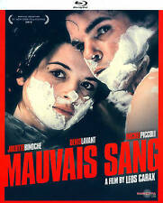 Mauvais Sang/Mr. X: A Vision of Leos Carax (Blu-ray Disc, 2014, 2-Disc Set)