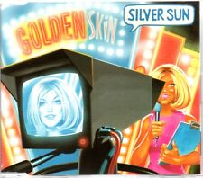 SILVER SUN - GOLDEN SKIN - CD SINGLE 2