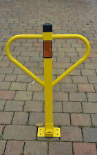 Security parking post from the Avonstar Classic Range (Made in Britain)