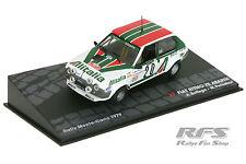 1:43 Fiat Ritmo 75 Abarth - Team Alitalia - Bettega - Rallye Monte Carlo 1979