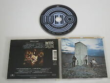 THE WHO/WHO'S NEXT(POLYDOR 527 760-2) CD ALBUM