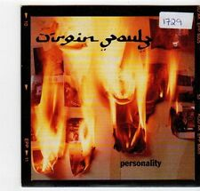 (EZ275) Virgin Souls, Personality - 2002 CD