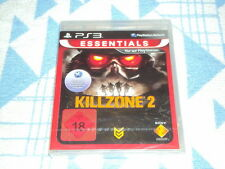 Killzone 2 (Sony PlayStation 3, 2012)  NEU OVP