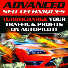 ADVANCED SEO TECHNIQUES: TURBO-CHARGE YOUR TRAFFIC & PROFITS ON AUTOPILOT!