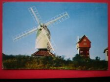 POSTCARD SUFFOLK THORPENESS - HOUSE IN THE CLOUDS & MILL