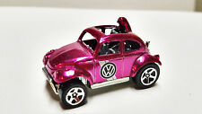 Hot Wheels Spectraflame Pink VW Baja Beetle Classic Series #4 From 2008
