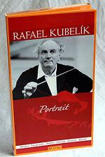4 CD-Set RAFAEL KUBELIK - Portait - Mozart-Mahler-Bartok-Hindemith