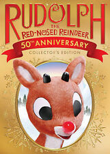 Rudolph the Red-Nosed Reindeer (DVD, 2014, 50th Anniversary)