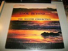 Look Beyond The Second Collection Mega Rare Xian Jesus Psyche LP ~ Must Hear!