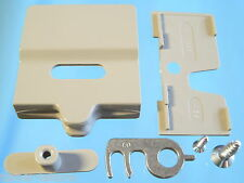 DOMETIC FRIDGE DOOR LOCK ASSEMBLY ELECTROLUX FRIDGE DOOR CATCH KIT IN GREY 7805