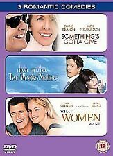 Two Weeks Notice/Something's Gotta Give/What Women Want - (Three Discs) (DVD) (D