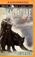 The Sundering: The Companions 1 by R. A. Salvatore (2015, MP3 CD, Unabridged)