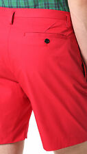 """Marc By Marc Jacobs Red Harvey Twill men's Shorts 30"""" RRP- $198"""