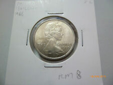 Gambia 1 Shilling coin 1966