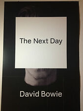 David Bowie RARE The Next Day Poster Promo + FREE POSTER! NEW Double-Sided
