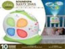 New Sound spa Sleepy snail Musical Baby Cot lght