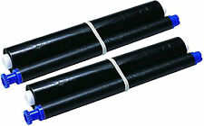 Black ink for Panasonic KX-FP215 Fax Machine Ink Film KX-FA52X