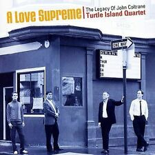 Various Artists A Love Supreme: The Legacy of John Coltr CD