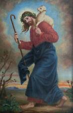 Claro firmado - Jesús con Cordero