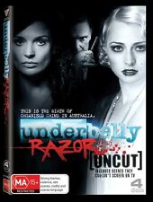 Underbelly - Razor (DVD, 2011, 4-Disc Set)