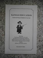 Kansas Education Anchored Deep in Baldwin City Soil (Douglas County, Kansas)