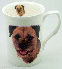 ~ Border Terrier ~ Bone China Dog Mug