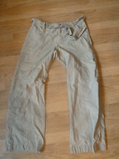 womens THE NORTH FACE cargo pants - size 10 great condition