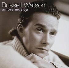 Russell Watson-Amore Musica CD
