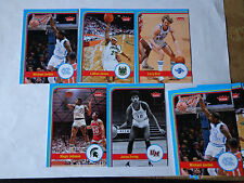 2012-13 fleer retro basketball 50 card complete set Michael Jordan/LeBron James