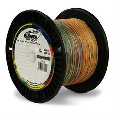 Power Pro Depth Hunter Braid Marked Fishing Line 30lb 4500' 1500yd 30-1500DH