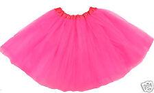 Tutu Pink Ballettrock Junggesellenabschied Tüllrock Petticoat Rock Tütü Rock