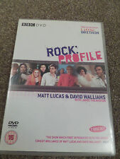 Rock Profile (DVD) - Matt Lucas - David Walliams - Good present - bargain!