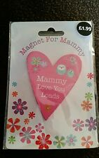 Mothers Day Mammy Heart Magnet