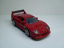 Ferrari F40 Competición, Bburago Auto Modelo 1:64, Ferrari Race & Play