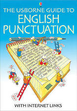 Usborne Guide to English Punctuation with Internet Link (Guide to Better English