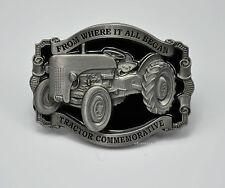 Boucle De Ceinture Tracteur Oldtimer Vintage 305