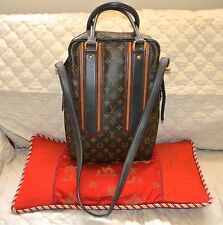 AUTHENTIC, VERY NICE LOUIS VUITTON MIRAGE GM EXPANDABLE SHOULDER/CROSS BODY BAG