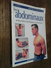 Les abdominaux préparation technique et exercices / M. Messina