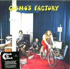 CREEDENCE CLEARWATER REVIVAL COSMO'S FACTORY VINILE LP 180 GRAMMI NUOVO