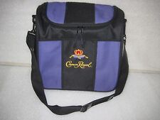 New Crown Royal Whisky Insulated Soft Sided Cooler Lunch Tote Bag with Strap