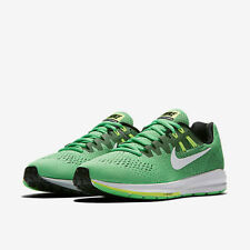 Nike Air Zoom Structure 20 Electro Green Ghost White MEN SIZE 7 RUNNING SHOE