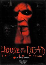 House of The Dead ~ Sonya Salomma ~ DVD WS dts ES 6.1 ~ FREE Shipping USA