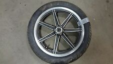 1981 Yamaha XS1100 XS 1100 Eleven Special Y353' front wheel rim 19in