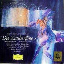 BOHM MOZART die zauberflote magic flute 3 LP Mint- 138 981 83 Vinyl  Record