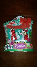 NEW LALALOOPSY PONIES 2 PACK CHRISTMAS TARGET EXCLUSIVE