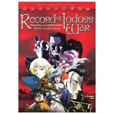 Anime Test Drive: Record of Lodoss War: Chronicles of the Heroic Knight (2003)