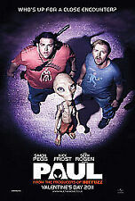 Paul - 2 Disc Edition   DVD    NEW & SEALED. Simon Pegg, Nick Frost (E659)