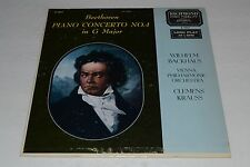 Beethoven: Piano Concerto No. 4 in G Major~Wilhelm Backhaus~Clemens Krauss~RARE