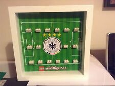 Lego Mini Figures Frame German Football  Series 71014