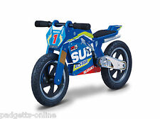 Suzuki Genune OEM 2016 MotoGP Kiddi Moto Children Bike Crafted Wood 90F0-KDDM